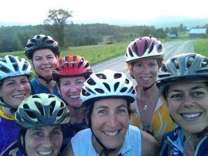 womens mnt bike night